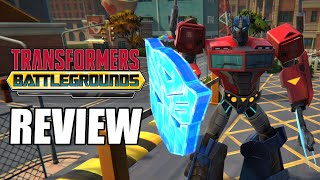 Transformers: Battlegrounds Review - The Final Verdict (Video Game Video Review)
