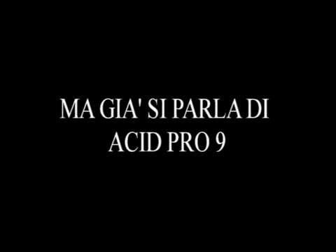 SONY ACID PRO PER MAC