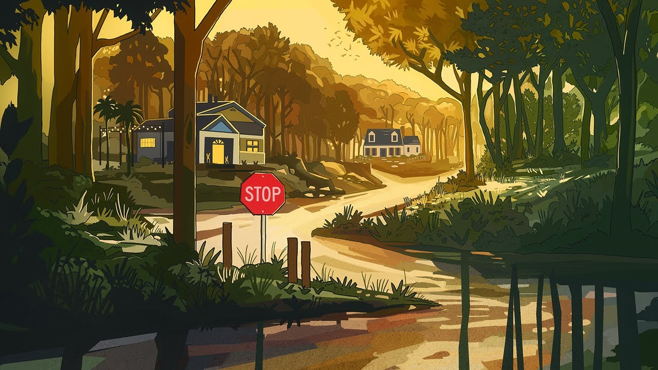 country roads. [lofi / jazz hop / adventure beats]