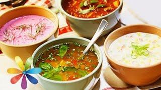 Топ-3 рецепта полезных и вкусных супов - Лучшие советы «Все буде добре»