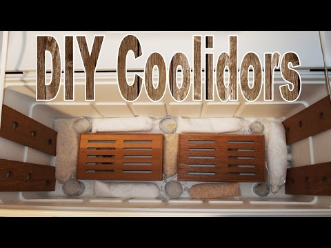 Stogie Geeks Shorts: Coolidors