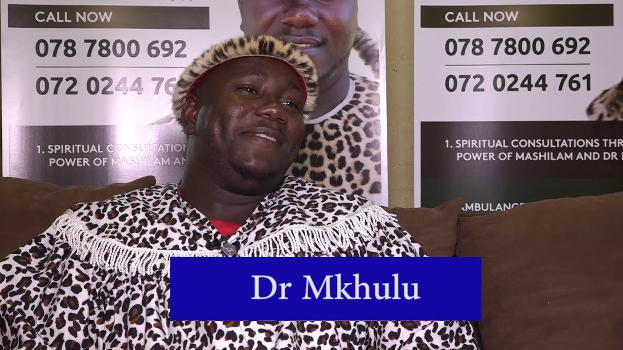 Dr Mkhulu visits Eyethu Centre, Talks Using Witchcraft To Succeed, Address  Death Rumors and more