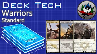 Abzan Tribal Warriors Collected Company Standard Deck Tech – Battle for Zendikar – MTG!