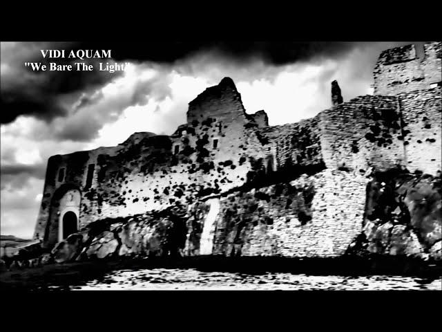 "Vidi Aquam ""We Bare The Light"" (official video)"