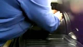 Установка карманов в багажник Ваз 2121 и Ваз 2131 Нива 4x4