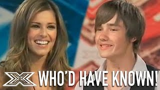 When Liam Met Cheryl, Who'd Have Known | X Factor Global thumbnail