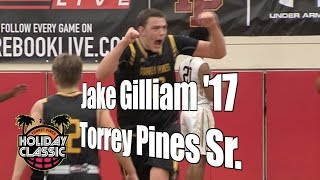 Jake Gilliam '17, Torrey Pines Senior Year, 2016 UA Holiday Classic