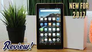 Amazon Fire 7 with Alexa (2017 Model) - Complete Review!