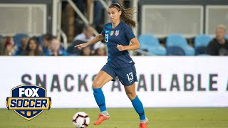 USWNT puts unbeaten 2018 to the test with friendlies in Europe | 2018 CONCACAF Women's Championship