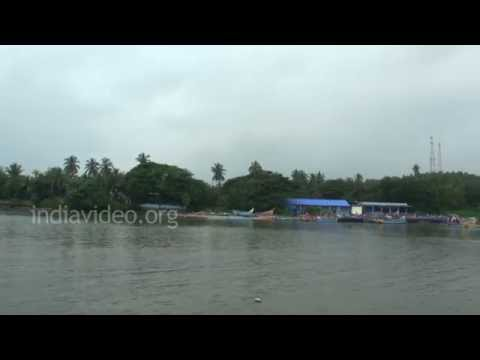 Mahe's Popular Hangout: Tagore Park