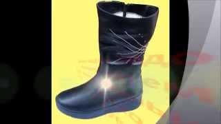 Женская кожаная обувь на шерсти купить в Украине обувь Мадар(, 2015-01-22T15:02:37.000Z)