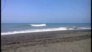 Torre del Mar - Playa de Nudista