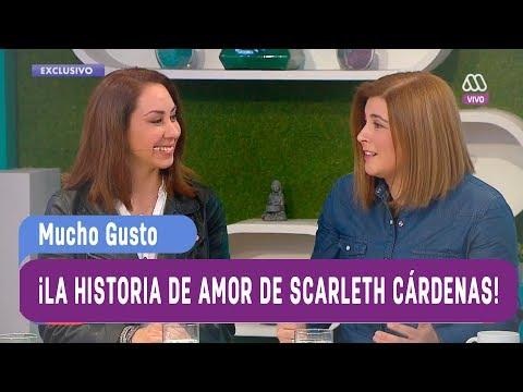 ¡Scarleth Cárdenas y su historia de amor! - Mucho Gusto 2017