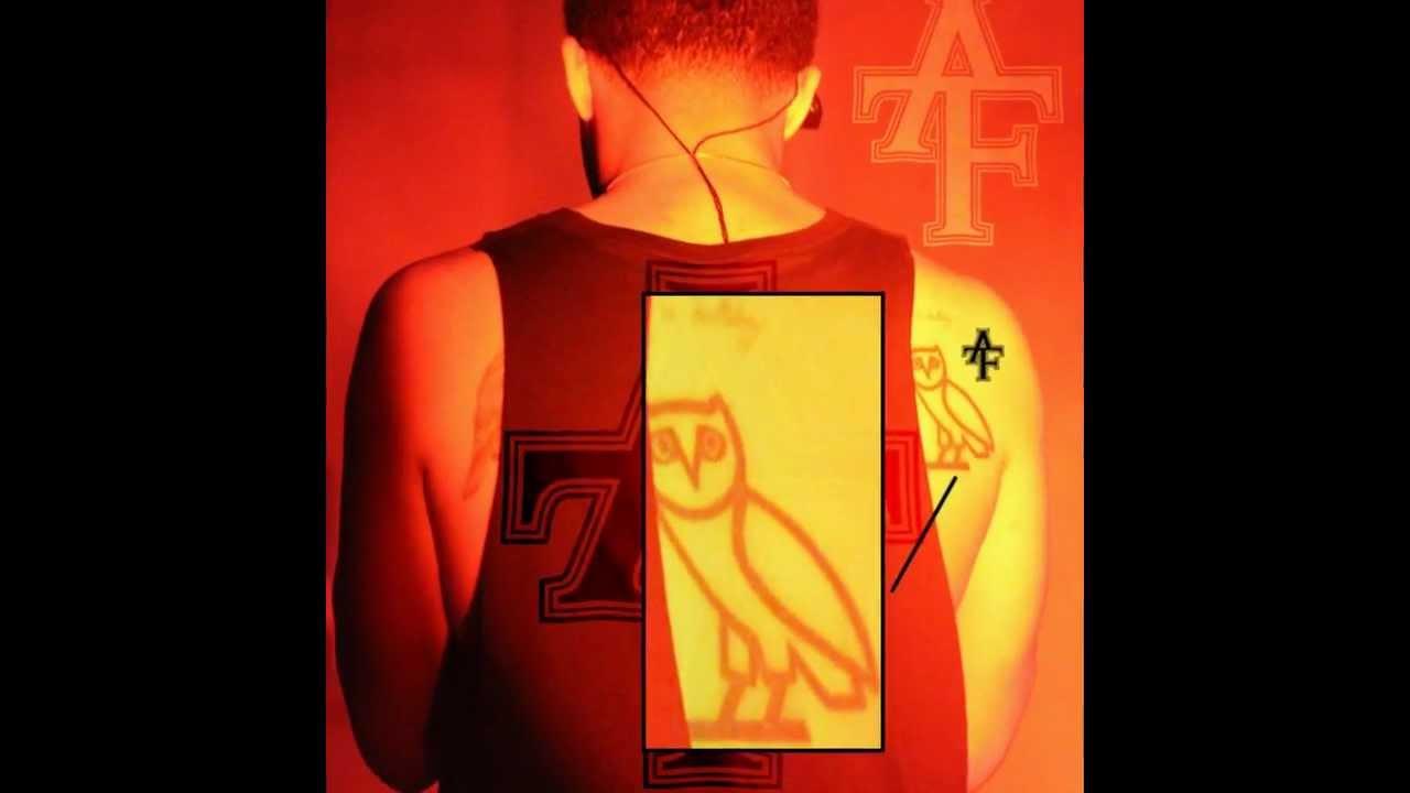 Drakes illuminati owl tattoo exposed youtube buycottarizona Images