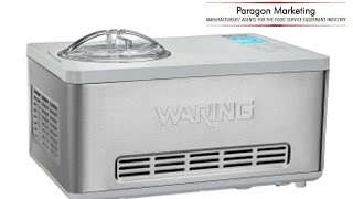 Waring Ice Cream Maker | WCIC20
