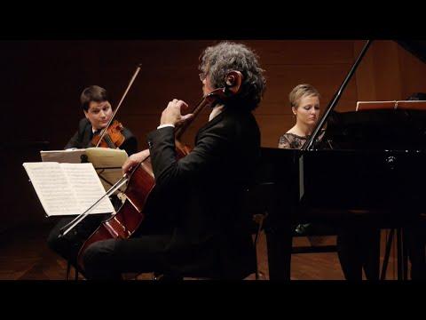 Eben Trio – Franz Schubert: Trio Nr. 1 B-flat major op. 99