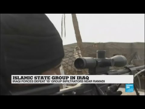 Iraq forces defeat IS group incursion near Ramadi