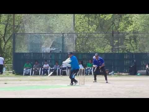 Second all Ukrainian students cricket tournament 2014