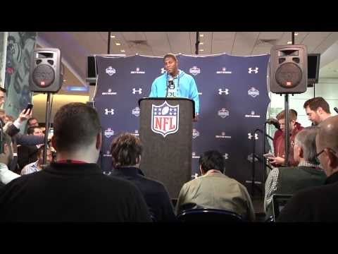 2014 NFL Combine: Catching Up With DL Kony Ealy