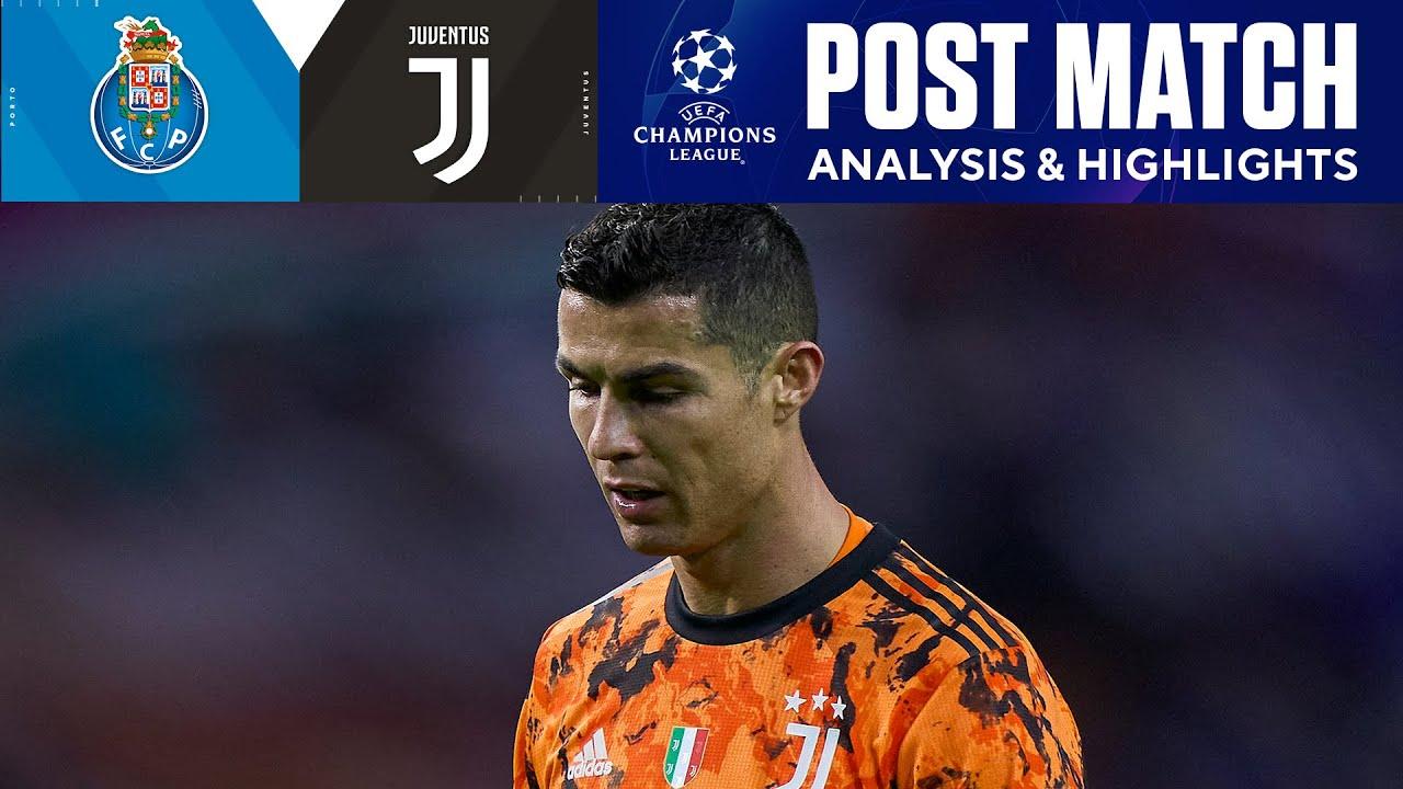 Porto vs. Juventus score, highlights: Juve, Cristiano Ronaldo take ...