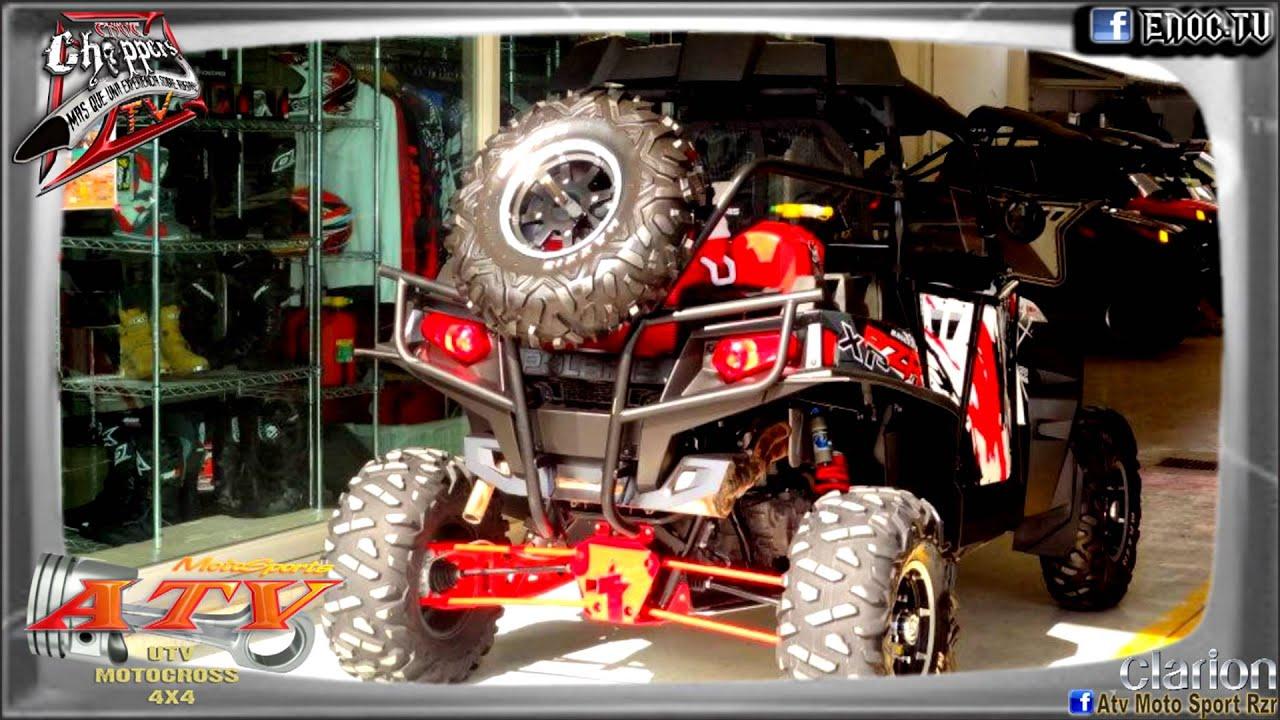 Atv motosport tienda taller detallado accesorios para for Accesorios para toldos de balcon