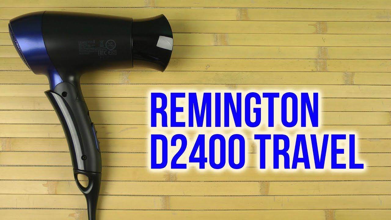 Remington D2400 Travel Dryer ab 11,17 € | Preisvergleich bei