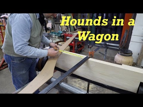 Patterning Hounds in the Borax Water Wagon