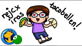 Rachel iras tacobellen (Esperanto 🔸 Rachel's Conlang Channel)