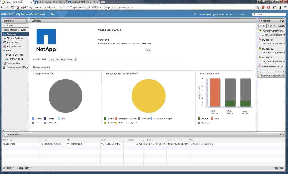How to deploy NetApp NFS plugin for VMware VAAI using ESX CLI