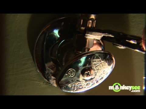 Replacing A Bathroom Pedestal Sink - Part 5 Of  5