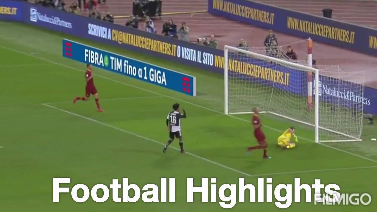 Download Roma VS Juventus 2-0 Goals & Highlights 2019 Sky HD