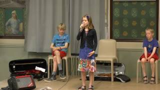 Download De roos - Ann Christy (cover Marjolein, 10yo) MP3 song and Music Video