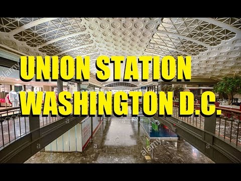 Planes, Trains, and Autos (Ep. 37): Union Station Washington D.C.