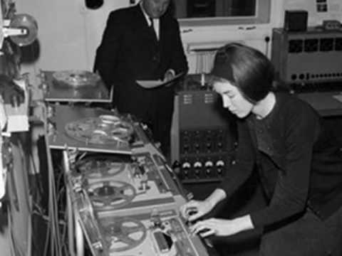 Delia Derbyshire/Frontier to Knowledge