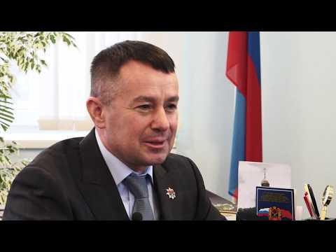 Максим Шкарабейников, и.о. главы Киселевска от 27.12.2018