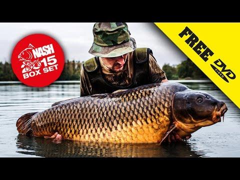 NASH 2015 DVD BOX SET Carp Fishing  Subtitles Complete Movie in 1080P