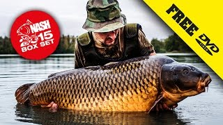 NASH 2015 DVD BOX SET Carp Fishing Subtitles Complete Movie in 1080P