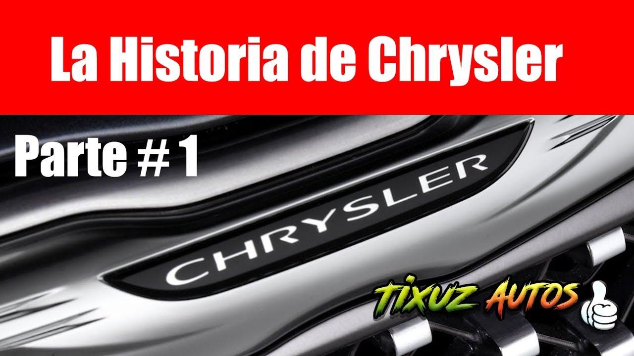 La Historia Chrysler / Parte #1