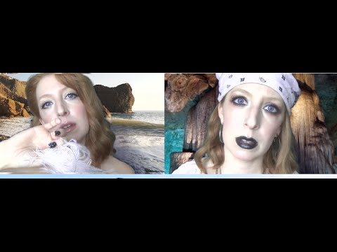 Mermaids and Pirates role play ASMR