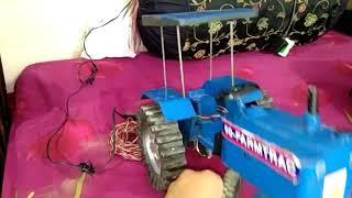 Powerful rc tractor 60 _ farmtrac