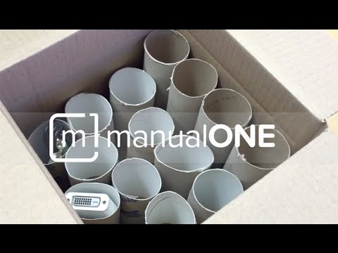 life hacks im test folge 015 kabel sortieren mit klopapierrollen youtube. Black Bedroom Furniture Sets. Home Design Ideas