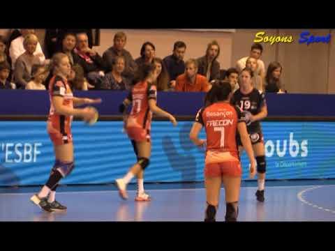 ESBF / Fleury Loiret Handball