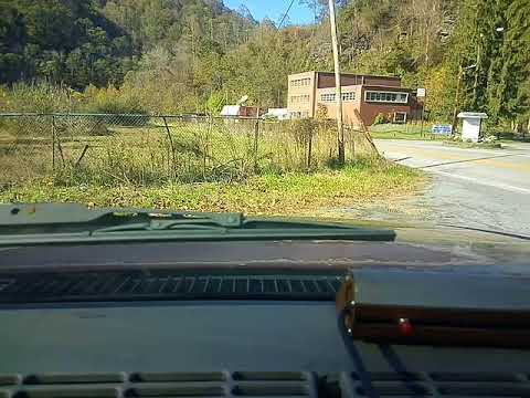 Responding POV to a missing persons with WV state police and WV Forestry