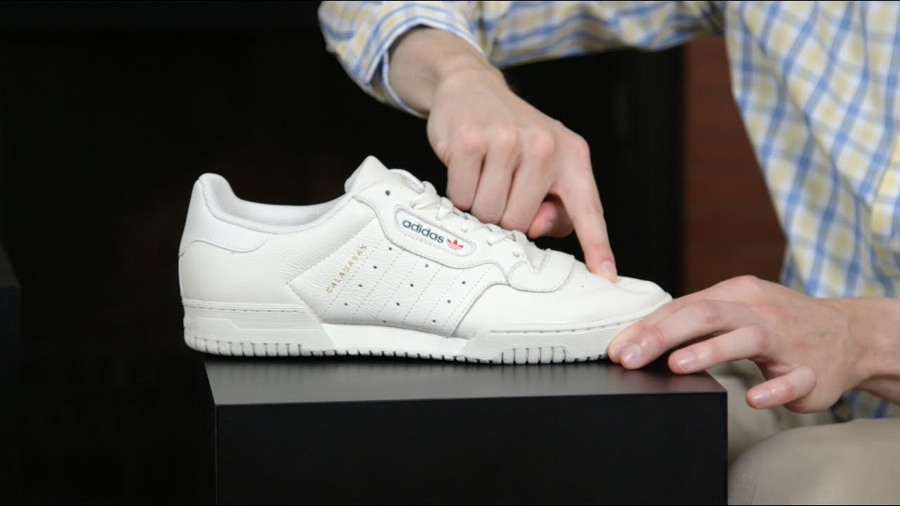 Yeezy Powerphase Leather Quality?