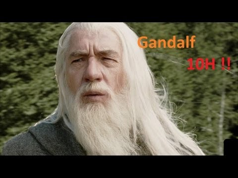 Exclusive Gandalf Europop
