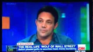 Jordan Belfort The real Wolf of Wall Street is selling a pen