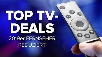 TV-Schnäppchen: Fernseher von 2019 jetzt bis zu 50% günstiger
