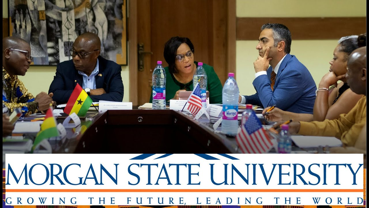 Morgan State University, A (HBCU) To Have Its First Satellite Campus in Accra, Ghana.