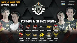 [2020] Free Fire Indonesia Masters 2020 Spring | Play-Ins