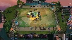 6 Blademasters at 1 HP???   Teamfight Tactics